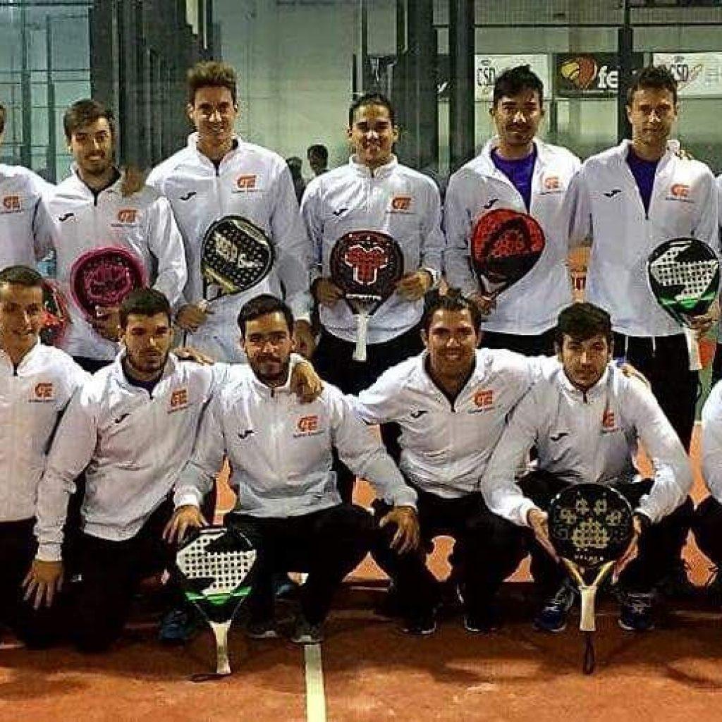 campeón de España por equipos