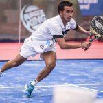 Álvaro Cepero en el Valladolid Open