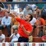 Víctor Ruiz, en el Gran Canaria Open