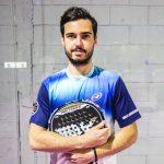 Sergio Icardo, jugador de padel valenciano, ficha por Wingpadel